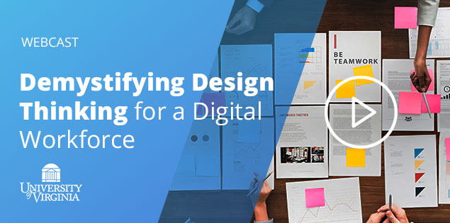 Demystifying Design Thinking for a Digital Workforce