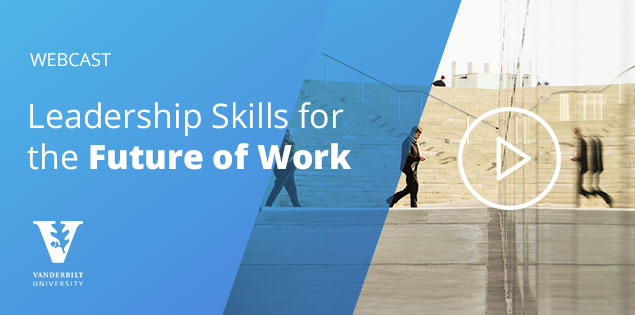 Leadership Skills for the Future of Work