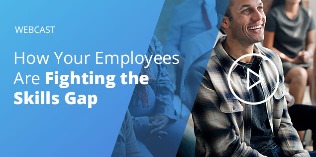 Data Insights: How-Your-employees-are-fighting-the-skills-gap (Video)