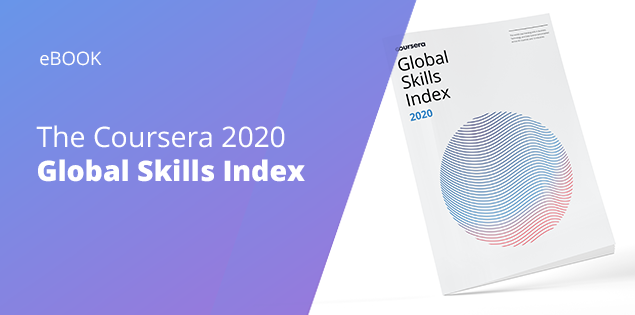 Coursera's New Global Skills Index 2020