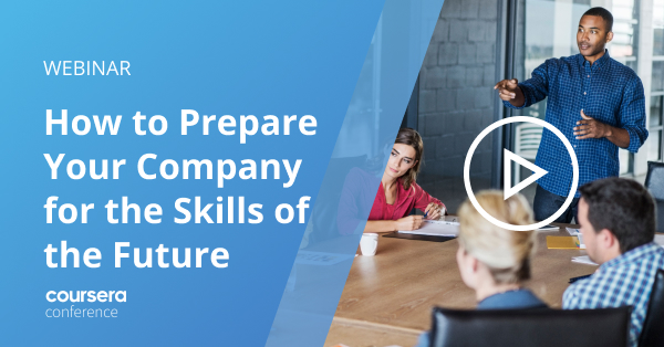 Conf21: How to Prepare Your Company for the Skills of the Future
