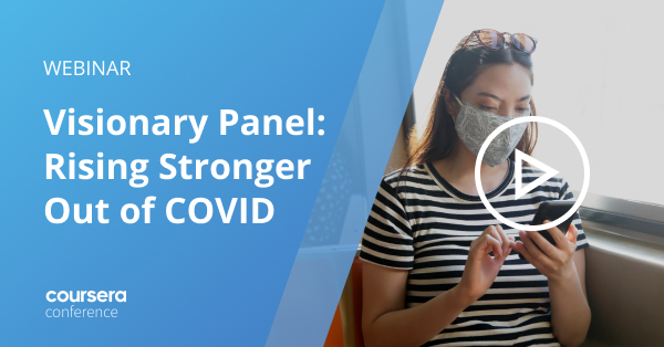 Conf21: Visionary Panel: Rising Stronger Out of COVID